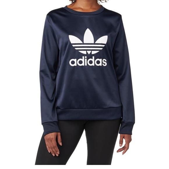 adidas TRF Crew W sweater pink